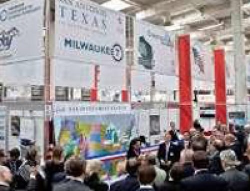 The first Galician fair of metallurgy already attracts foreign companies